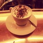Chocolat du café