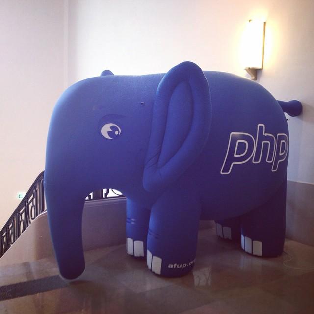 J'ai testé : le PHP Forum de Paris