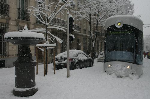 Archives : Mon beau jour de neige à Marseille …