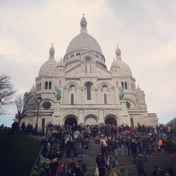 J'ai visité pour vous : Paris, Montmartre