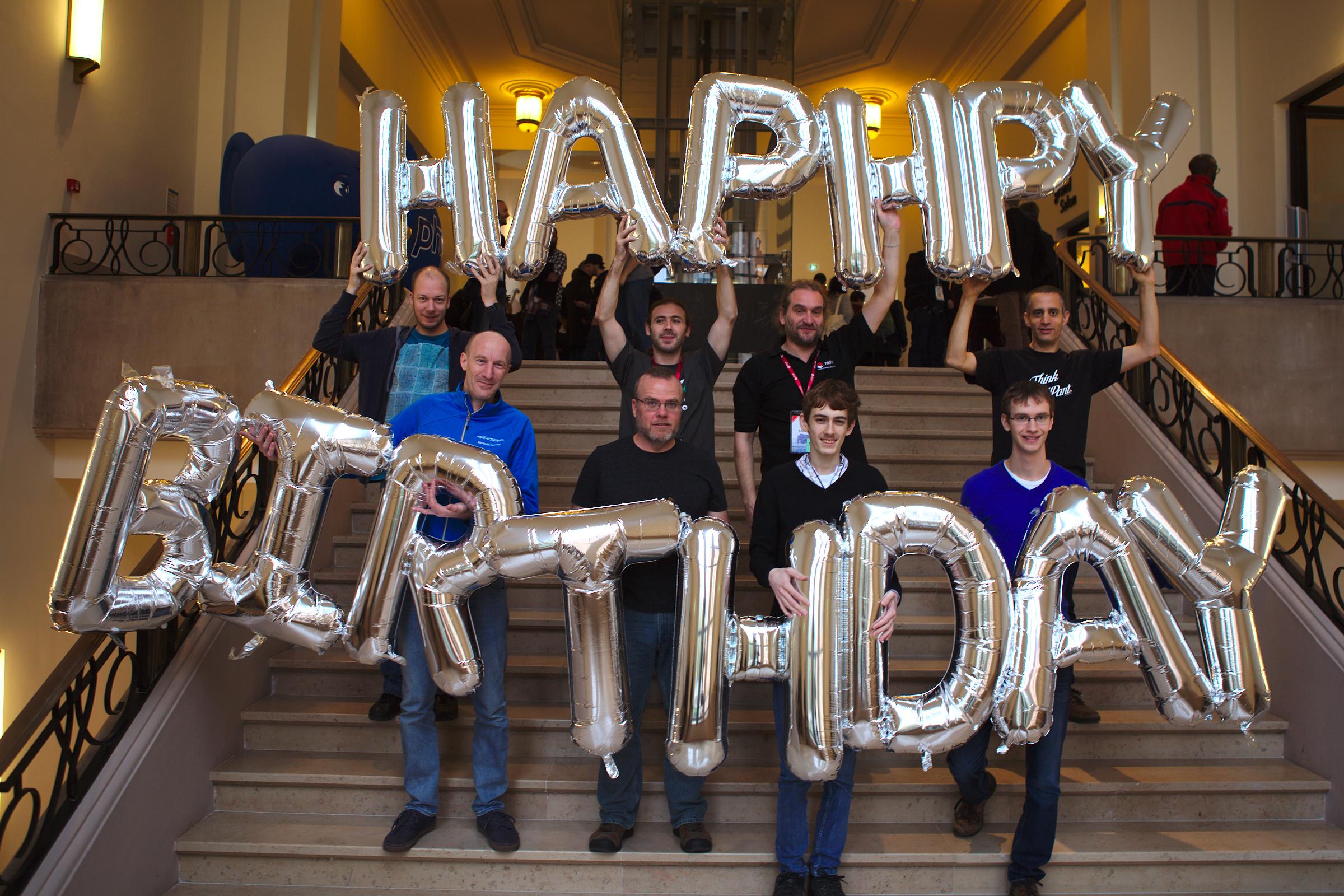 Retour sur le PHP Forum 2015 – Jour 2