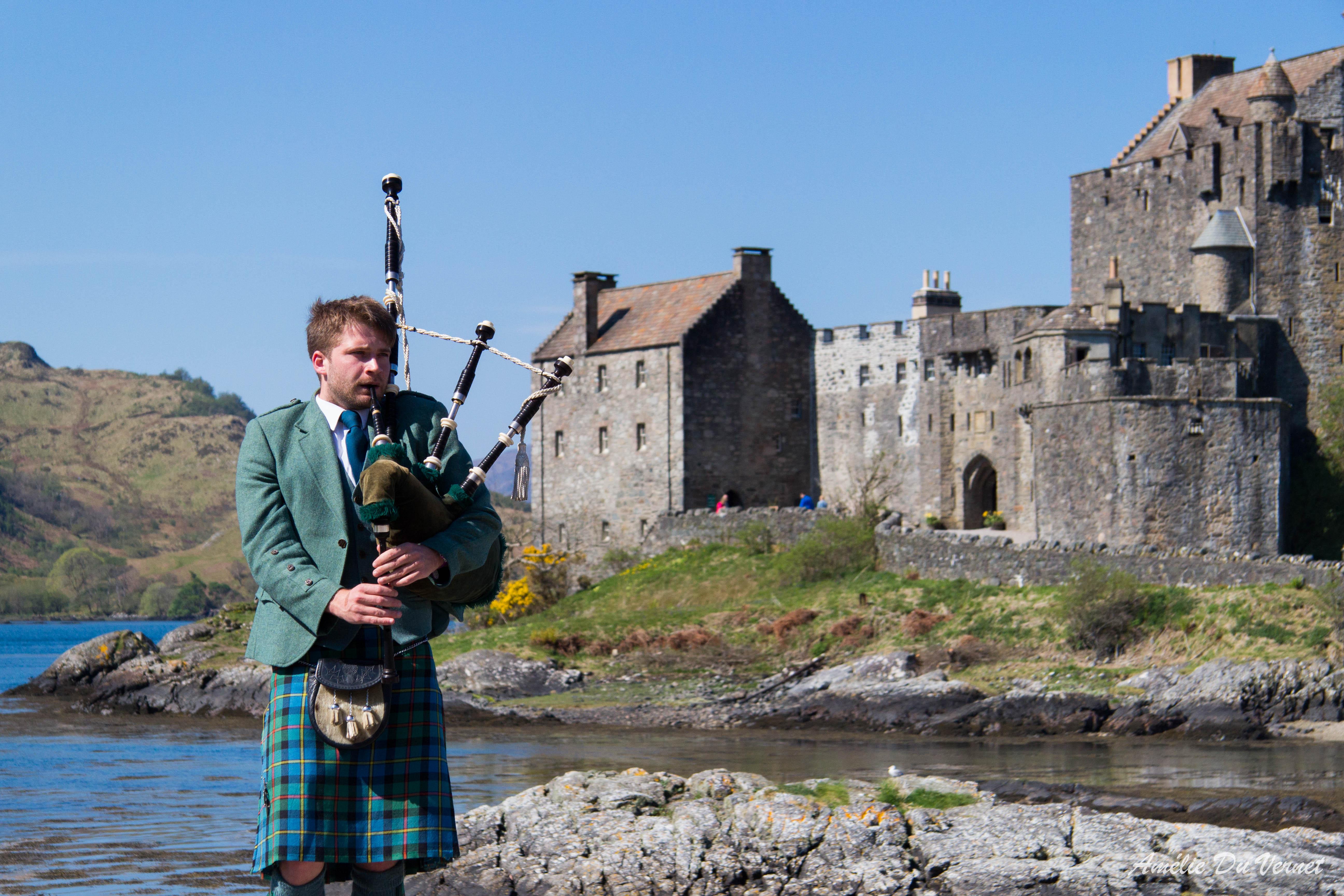 Scotland, ho Scotland !